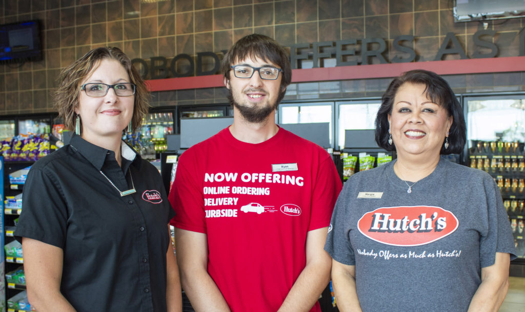 hutch's employees